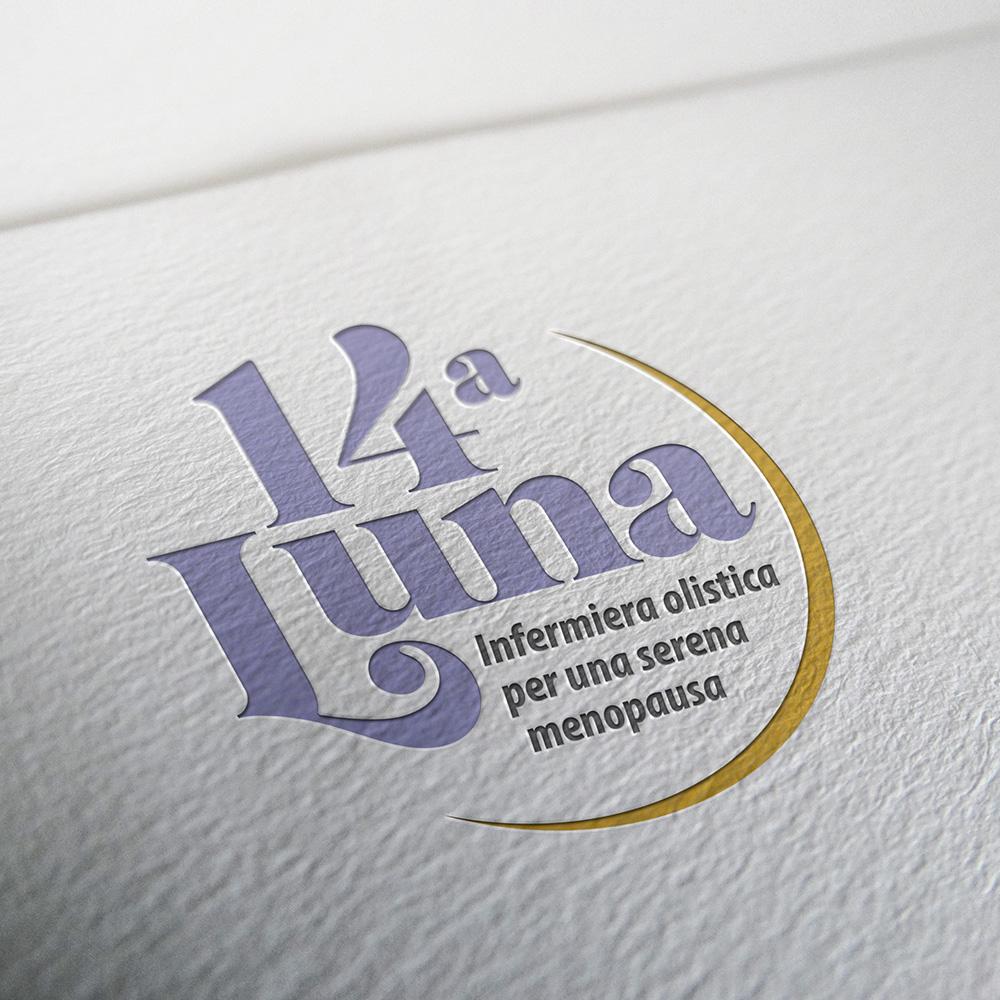 Logo Quattordicesima Luna - Il metodo olistico per la menopausa